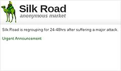 Drug site Silk Road wiped out by Bitcoin glitch