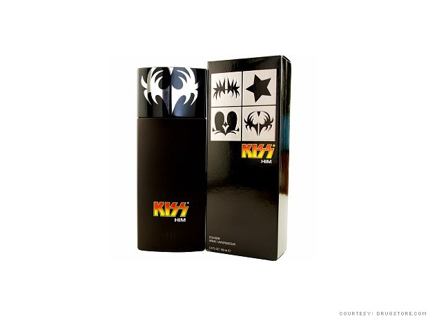 kiss cologne