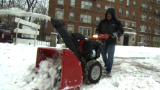 Winter weather swallows economy