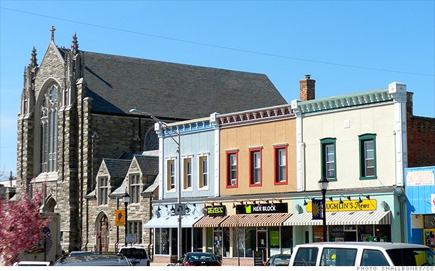affordable small cities vineland new jersey
