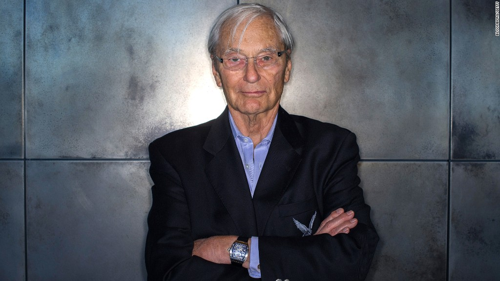 tom perkins venture capitalist arms folded
