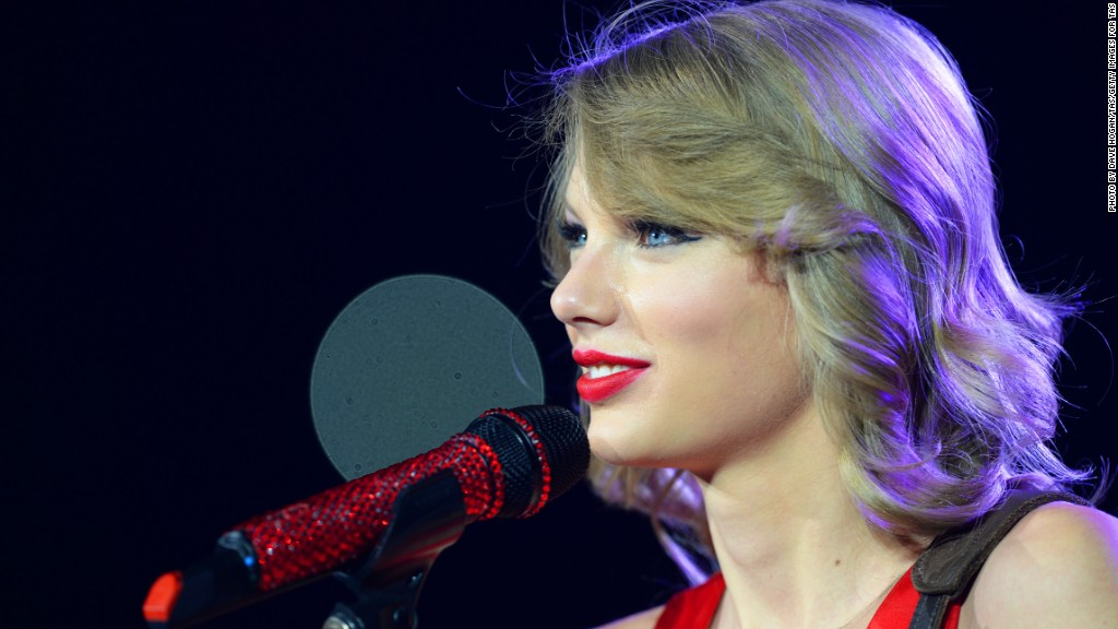 Taylor Swift buys domain name to protect image