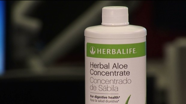 Herbalife flexes muscle in China
