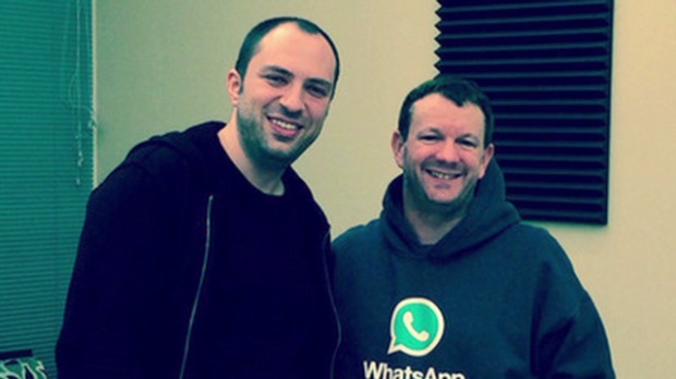 WhatsApp: From food stamps to billions