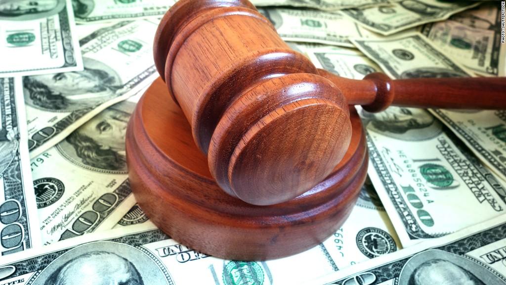 money justice