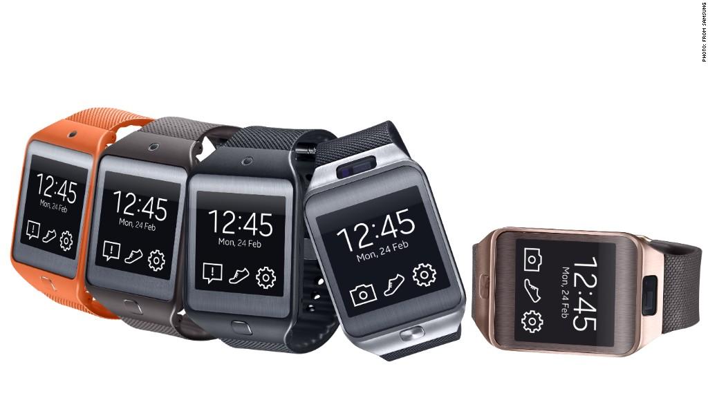 gear 2 smartwatch