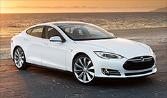 Tesla Model S: Consumer Reports' Top Pick car