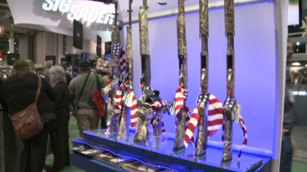 Duck Commander guns 'will drive sales'