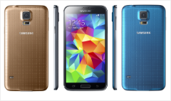 Samsung Galaxy S5: Just a slight upgrade