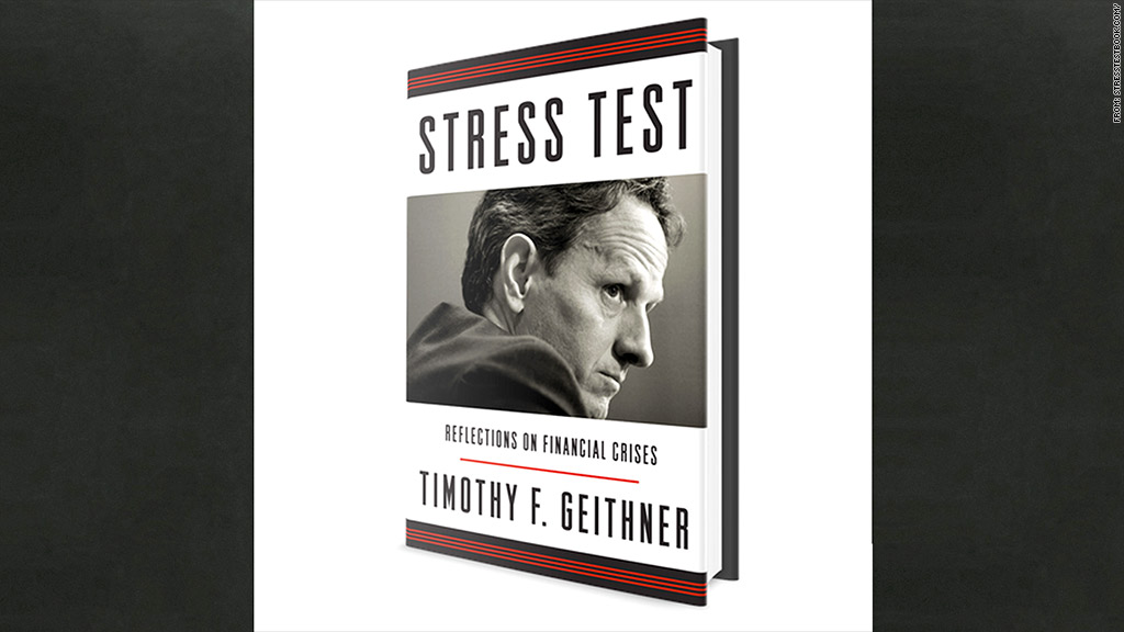 timothy geithner stress test