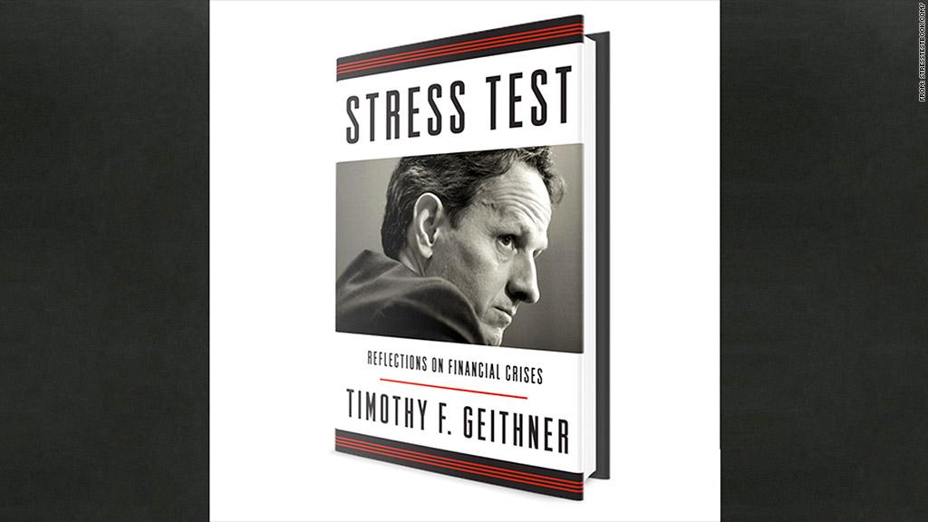 timothy geithner stress test