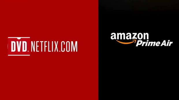 Netflix vs. Amazon Ad War