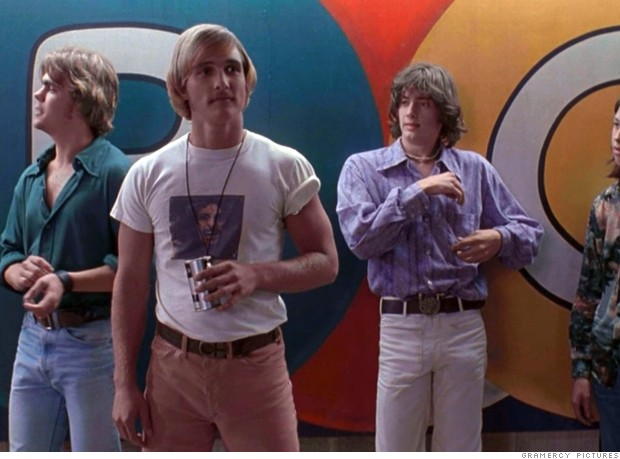 McConaughey Dazed and Confused