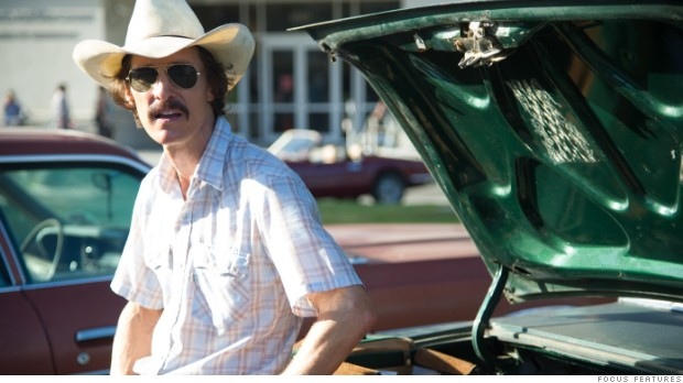 Matthew McConaughey: Turning a career into a brand