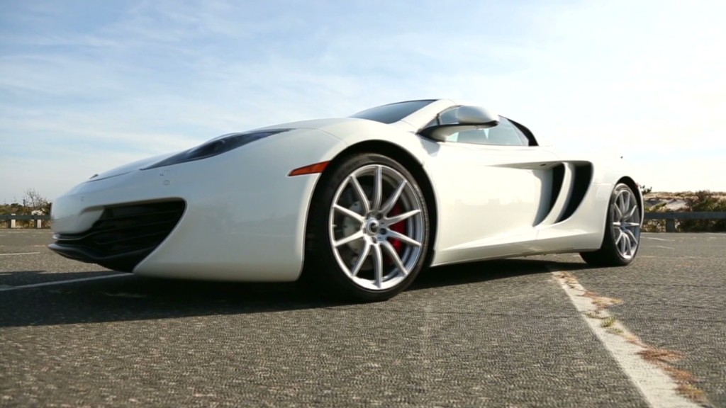 Mclaren 12C: Near-perfect supercar