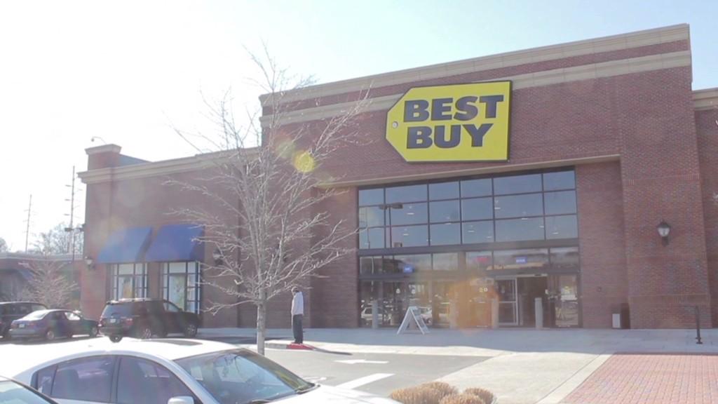 Best Buy isn't best stock to buy