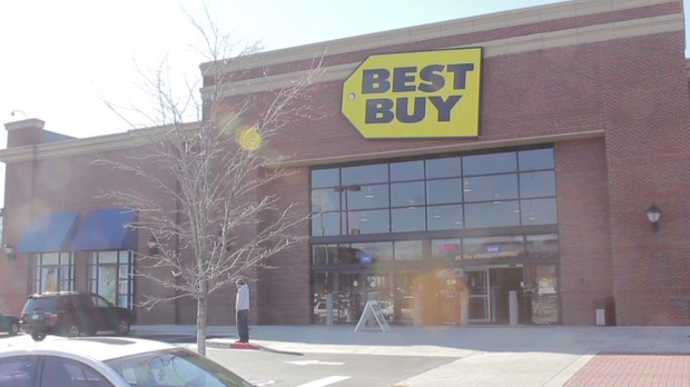 Best Buy isn't best stock to buy