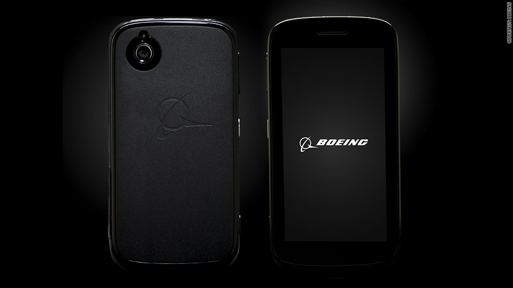 boeing new smartphone