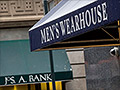 Investors like the way Men's Wearhouse deal looks, for now