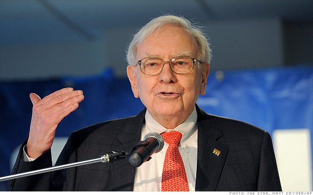 warren buffett economy minimum wage