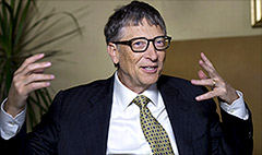Gates reclaims Forbes title of world's richest billionaire