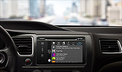 Car makers to offer iPhone platform