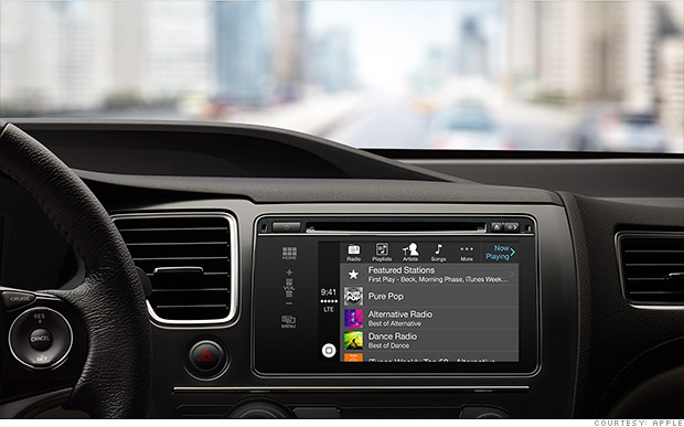 Apple's new hobby: CarPlay finally brings iOS to the car