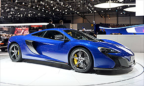 Hot cars from the Geneva Motor Show