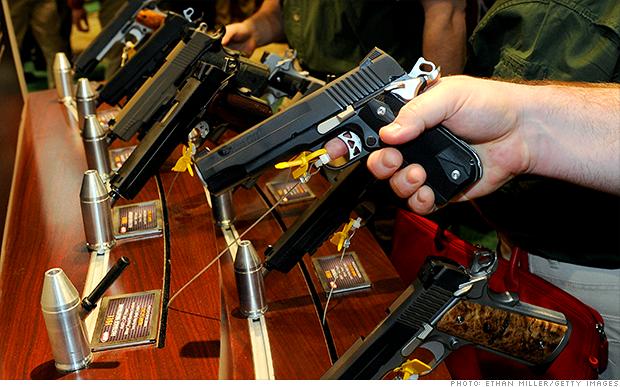 handguns smith wesson