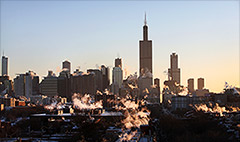 Moody's downgrades Chicago amid pension crisis