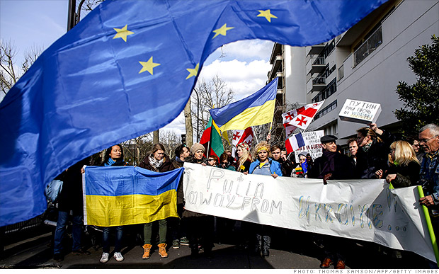 EU offers $15 billion in aid to Ukraine