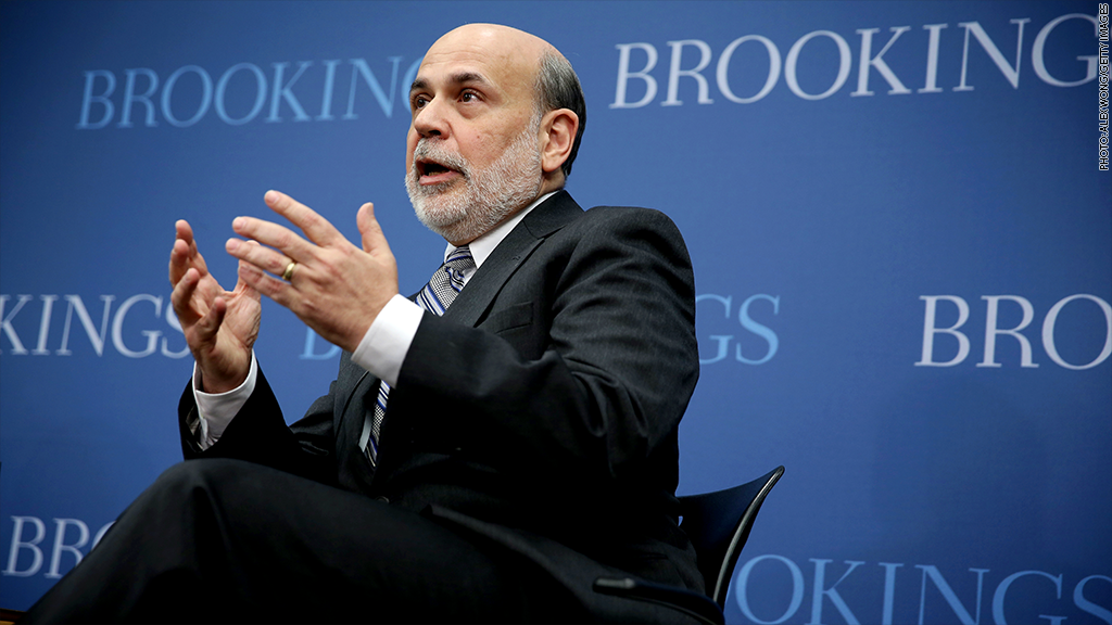 bernanke speeches