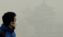 China declares 'war' on pollution