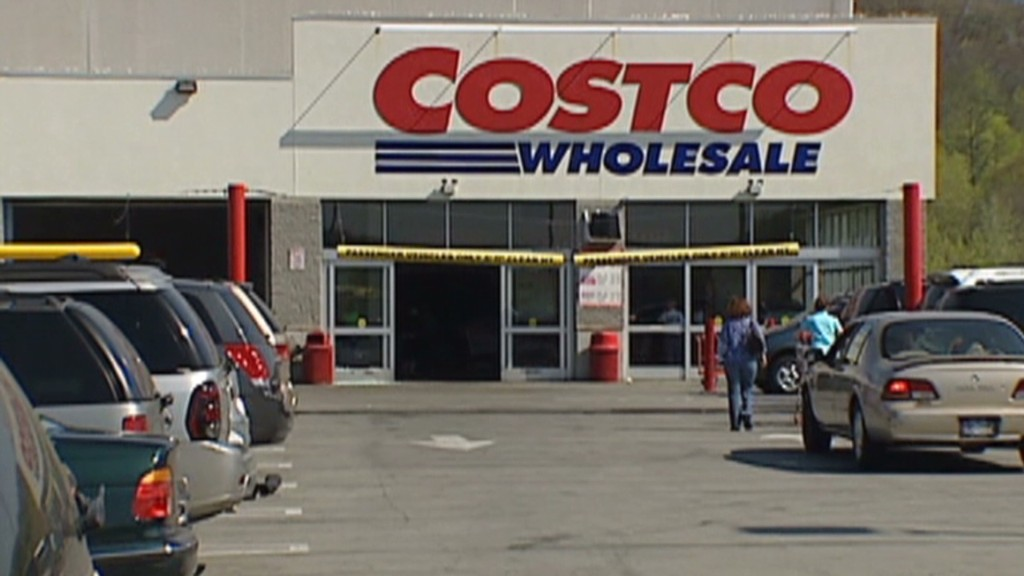 Costco slumps...but doesn't blame weather!
