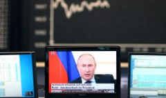 Russia paying price for Ukraine crisis