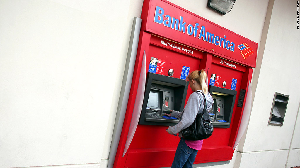 bank of america overdrafts