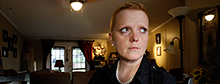 Gay military widow not getting benefits