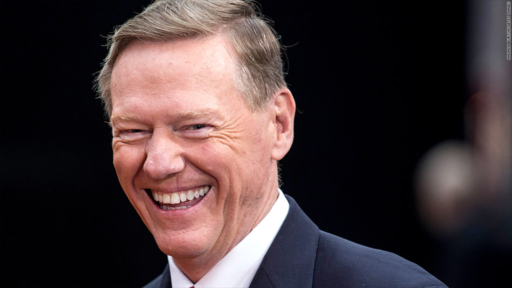 Ford ceo mulally gets 14 million in stock bonus for Ford motor company alan mulally