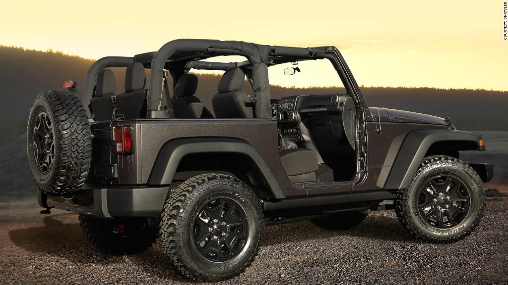cars 25k jeep wrangler