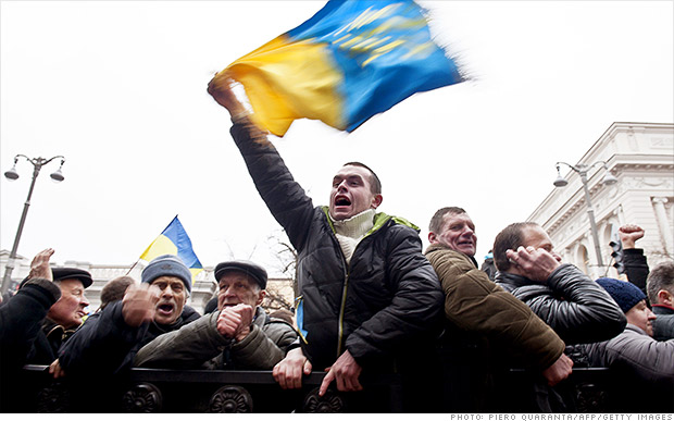 Ukraine crisis: The latest on aid, sanctions and fallout