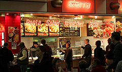 Pizza chain Sbarro files for bankruptcy