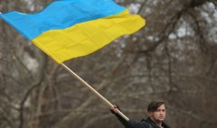 Ukrainian officials remain calm