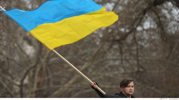 What, me worry? Ukraine's officials seem to say