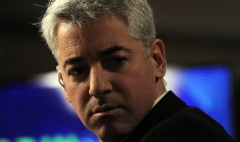 Questioning Bill Ackman's Herbalife profit motive