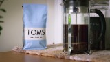 TOMS launches one-for-one coffee company