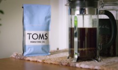 TOMS launches coffee company