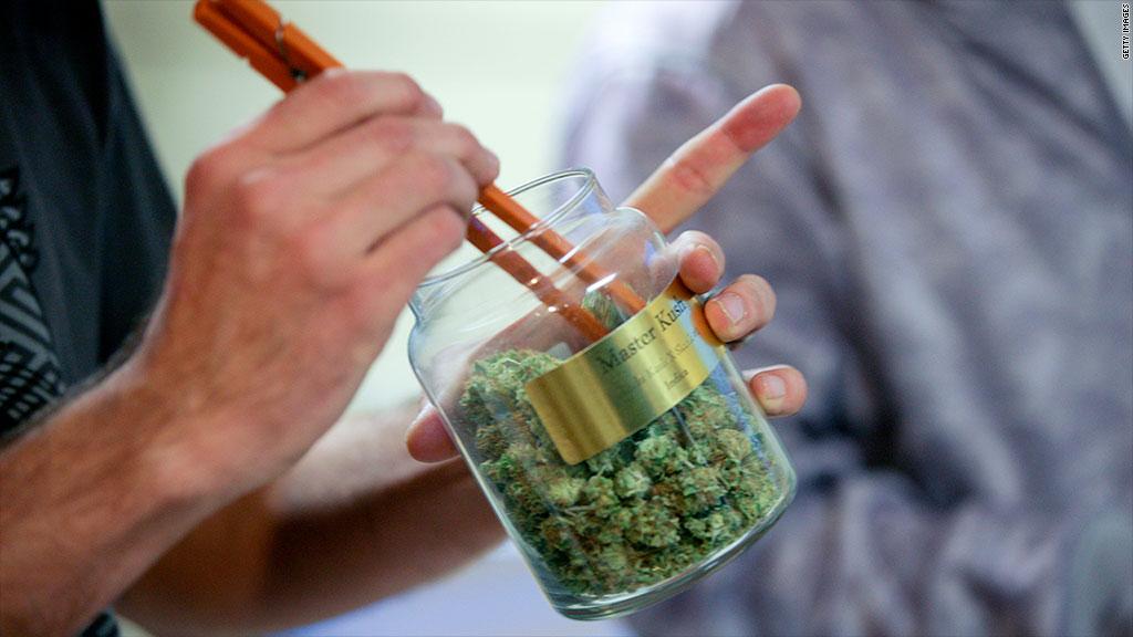 marijuana tax revenue