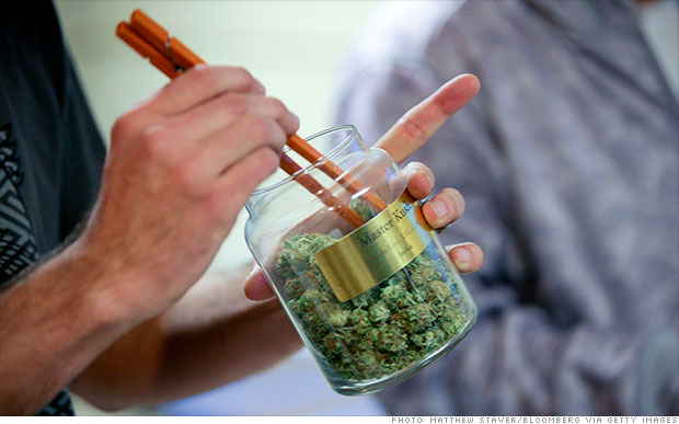 Colorado gets $2 million from marijuana taxes