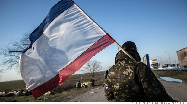 Ukraine 'will not lose' if Crimea secedes, official says