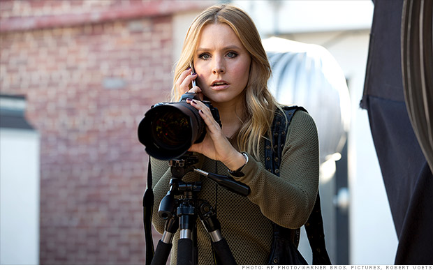'Veronica Mars': Will it score at box office like it did on Kickstarter?